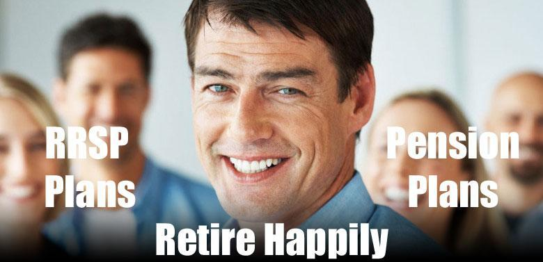 RRSP Plans and Pension Plans